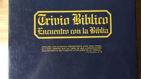 preguntas de la biblia flanders el trivial de la biblia que hubiera emocionado a ned