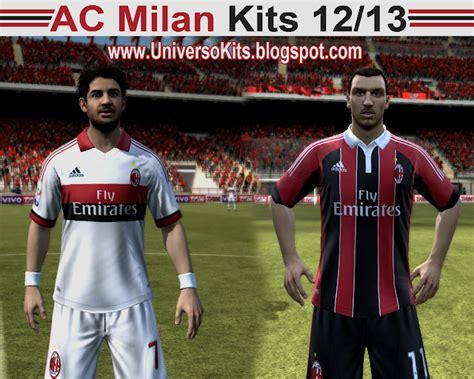 Kaos Ac Milan Ac Milan Edition 04 edition soccer tudo para pes 2013 e fifa 13 fifa 12