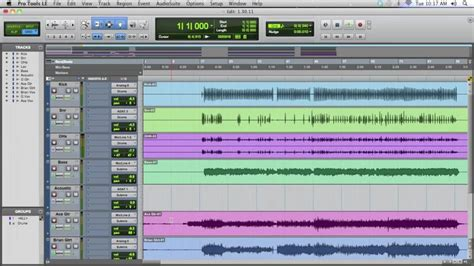 Mixing Templates In Pro Tools Therecordingrevolution Com Youtube Pro Tools Templates