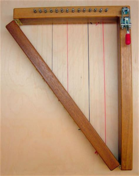 Homemade Harp Instrument Images Reverse Search