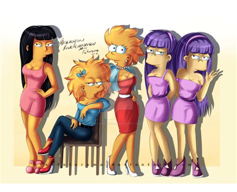simpsons by missfuturama on deviantart simpsons by missfuturama on deviantart
