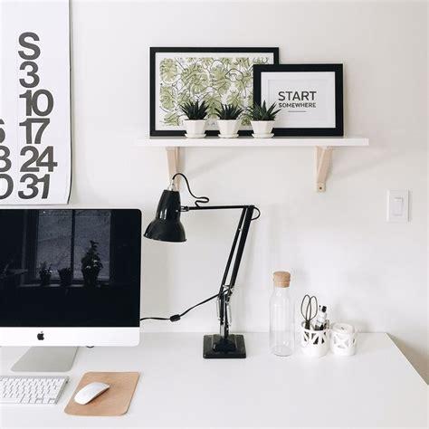 desk with shelves above best 25 shelves above desk ideas on