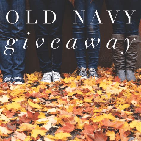 Old Navy Email Gift Card - 200 old navy gift card giveaway ends january 2nd prettythrifty com