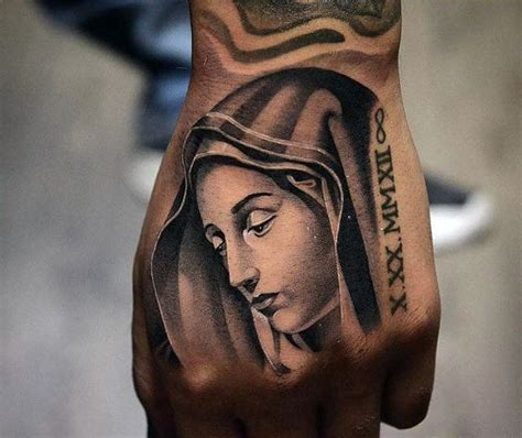 holy mary tattoo designs 100 tattoos for religious design ideas