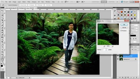 tutorial photoshop mengganti background tutorial photoshop mengganti background dengan cepat dan