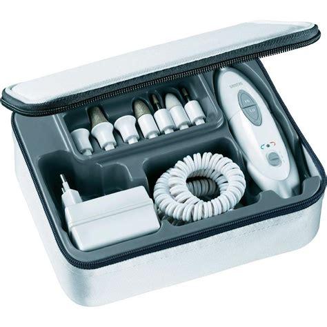 Manicure Pedicure Set manicure pedicure set sanitas sma 35 from conrad