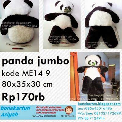 Boneka Panda 1 Meter Hitam Putih 44 best katalog harga jual boneka kartun lucu imut images
