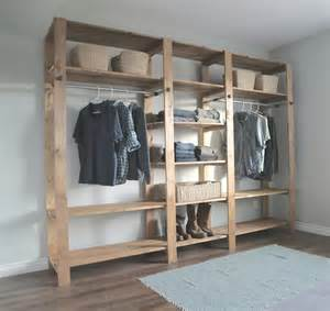closet shelf with rod brings additional storage space for