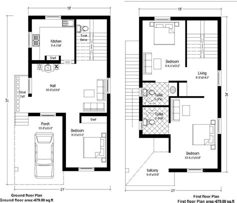 home design 20 x 50 20 x 50 house plans http www commonfloor com varsha