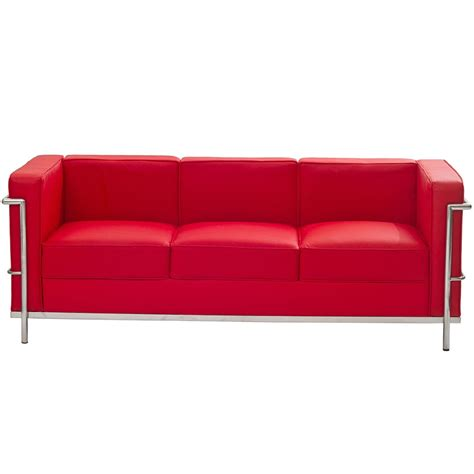 crimson sofa modern red leather sofa red leather sectional sofa