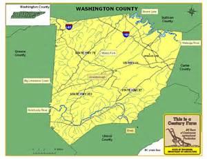map of washington county tn washington dc map