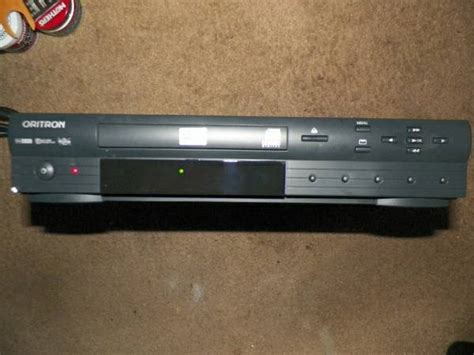 Dvd Player Oritron by Oritron Dvd Player For Sale