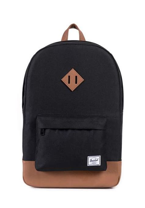 Bp444 Tas Punggung Ransel Backpack herschel supply co heritage black backpack newbury comics