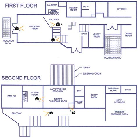 floor plans pictures floor plan with camera angles