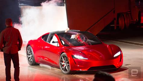 2020 Tesla Roadster Quarter Mile by Tesla Unveils New Roadster Due In 2020 0 To 60 In 1 9