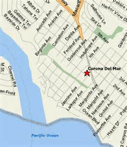 mar california map corona mar south real estate homes for sale recent