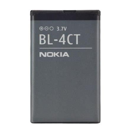 Baterai Battery Nokia Bl 4ct Original For Nokia 5310 Express Music660 nokia battery bl 4ct price dice bg