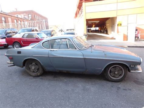 1971 volvo p1800 1800e for complete restoration or for parts