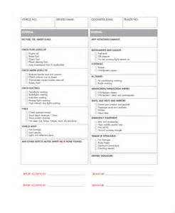 new car buying checklist pdf sle vehicle inspection checklist template 10 free