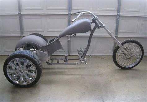 Harley Davidson Rolling Chassis by Buy Harley Trike Chopper Rolling Chassis Frame On 2040 Motos