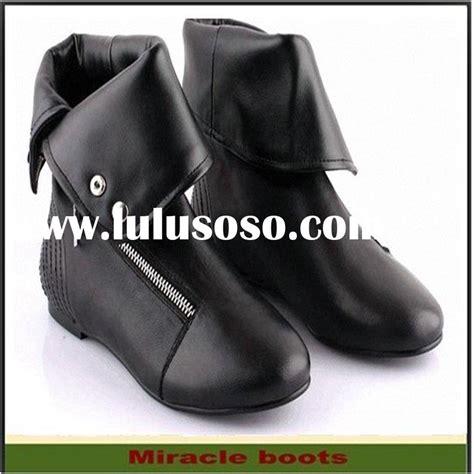 Sepatu Fashion Korea A01bz Flat Murah sepatu boots flat korea sepatu boots flat korea manufacturers in lulusoso page 1