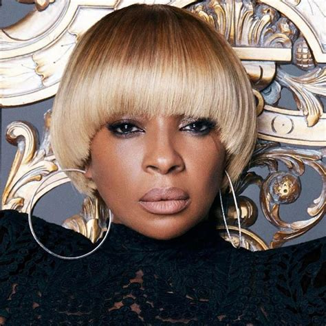 mary j blige hairstyles pictures 10 best black women bob cuts 2017 we adore pretty