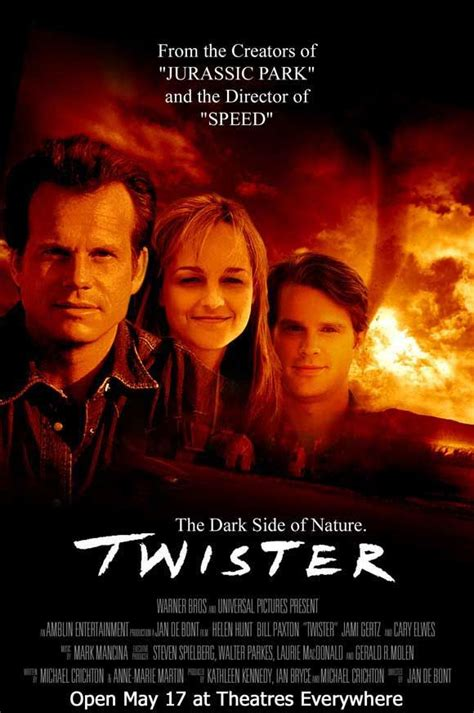 twister movie twister 1996 helen hunt a cow and tornado alley