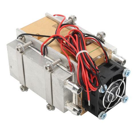peltier heat sink unit 12v 60w thermoelectric peltier refrigeration cooling