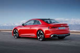 Audi Cars New Audi Rs5 Revealed Audi Sport Delivers Its Post