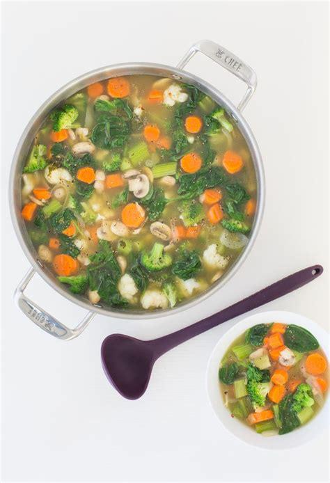 Healthy Chef Detox Soup by Detox Soup Recipe Detox Soups And Detox Soup