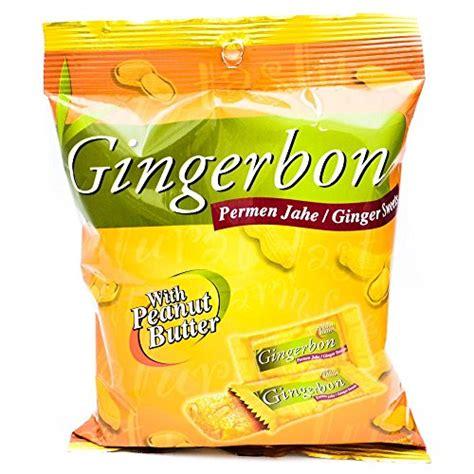 Permen Jahe Gingerbon gingerbon permen jahe with peanut