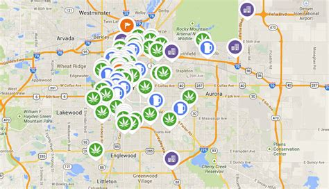 colorado marijuana shops map pot shops directory cannabis tours hotels green tripz