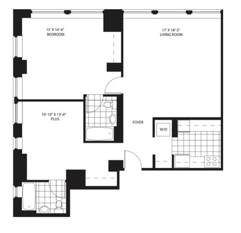 lenox terrace floor plans 305 east 63rd street rentals kenton place apartments