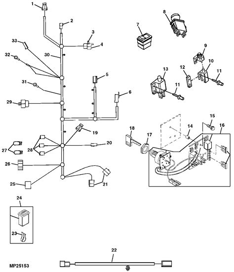 for jd lx178 pto wiring diagram sysmaps