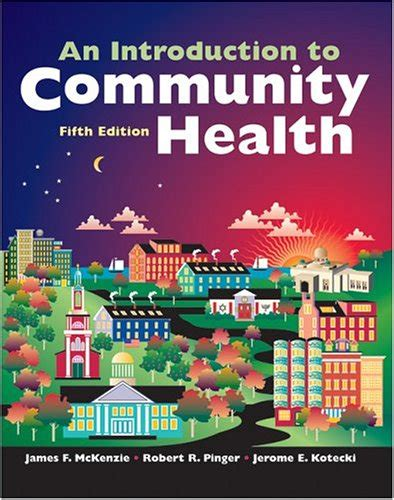 an introduction to community health an introduction to community health health books review