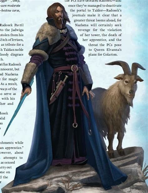 pathfinder roleplaying advanced player s guide radosek pavril marc s rpg