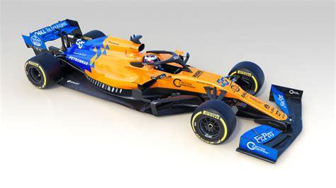 mclaren reveals mcl formula car motor sport