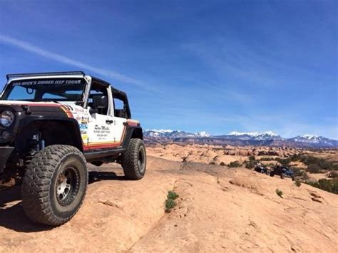 moab guided jeep tours hells bild dan mick s guided jeep tours