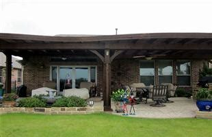 Patio Covers Dallas Tx by Patio Covers Dallas Covered Patio Patio Cover Patio
