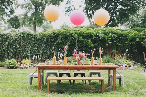 planning a backyard party we plan kids birthday parties chocolate tales blog