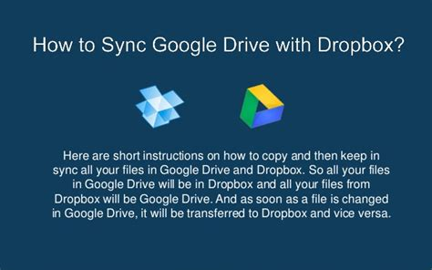 dropbox keep syncing sync dropbox with google drive