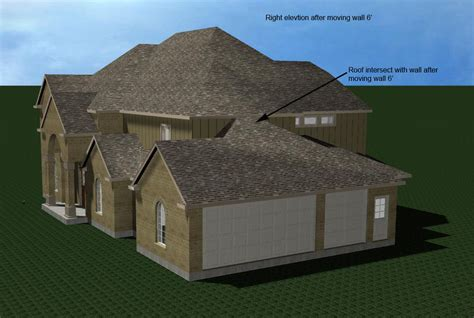 Intersecting Gable Roof Roof Help Softplantuts