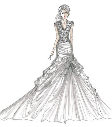 how to design a dress an enchanted wedding at the eau palm fashion