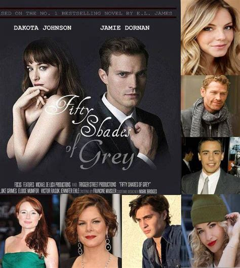 fifty shades of grey film actors fifty shades of grey cast i love 50 shades of grey