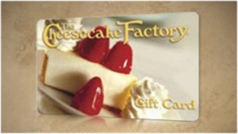 Places That Donate Gift Cards - cheesecake factories and the cheesecake factory on pinterest