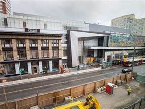 beyond sinkholes to simons rideau centre s transformation