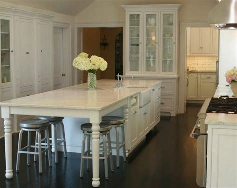 long kitchen island marble kitchen island traditional kitchen west end