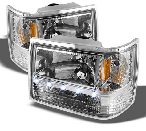 1996 Jeep Grand Headlight Replacement Headlights 1993 1994 1995 1996 1997 1998 Jeep Grand