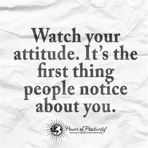 quotes about attitude always have a good attitude attitude quote words to