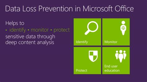Dlp Office 365 data loss prevention dlp in exchange outlook and owa